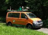 Auffälliges Messfahrzeug fährt durch Hohenmölsens Straßen