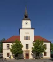 Rathaus in der Gegenwart [(c) Stadt Hohenmölsen]