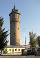 Der Wasserturm unserer Stadt