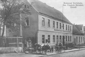 Gaststätte Reichshalle