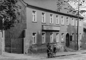 Jugendklub in den 1970er Jahren