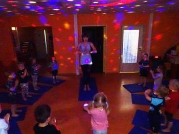YOGA - Bewegungsförderung und Entspannung